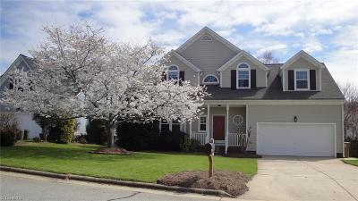 Single Family Home For Sale: 505 Fieldstone Court