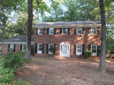 Single Family Home For Sale: 4101 Allistair Road