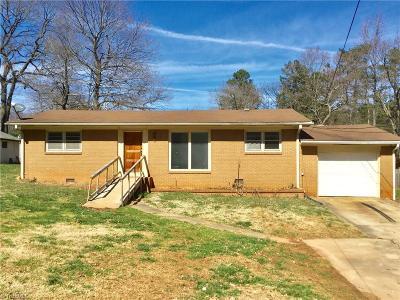 Lexington Single Family Home For Sale: 108 Mayfair Road