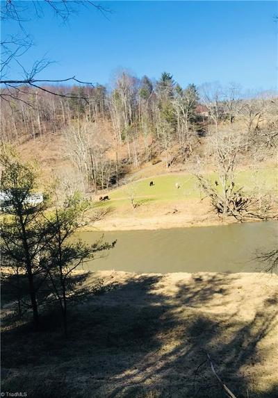 Ashe County Residential Lots & Land For Sale: Tbd Falls Lane