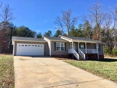 Lexington Single Family Home Due Diligence Period: 237 Cane Creek Road