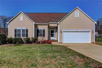 Reidsville Single Family Home For Sale: 316 River Run Drive