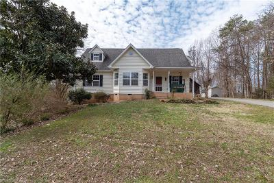 Clemmons Single Family Home For Sale: 8025 Peak Road