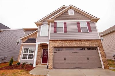 Clemmons Single Family Home For Sale: 4658 Midstream Crossing Drive