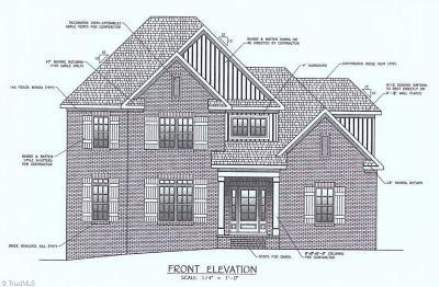 Winston Salem Single Family Home For Sale: 5392 Summer Hill Lane