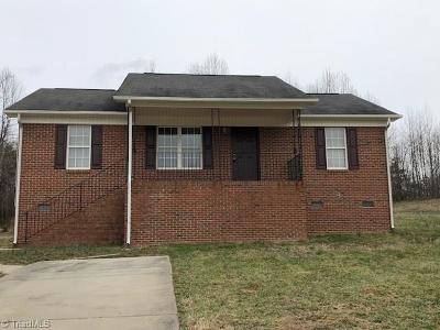Reidsville Single Family Home For Sale: 319 Wolf Island Road