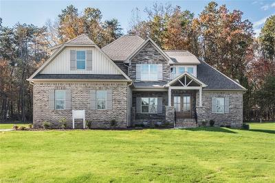 Alamance County Single Family Home For Sale: 3182 Cascade Drive