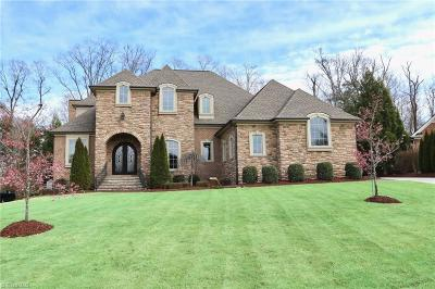 Alamance County Single Family Home For Sale: 3330 Waterford Place