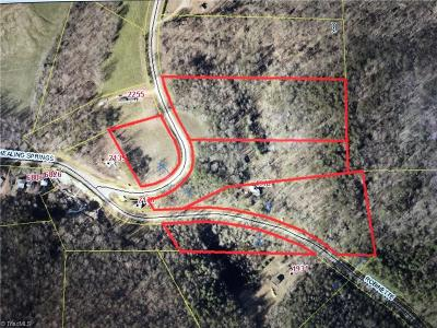 Alexander County Residential Lots & Land For Sale: 1972 Robinette Road