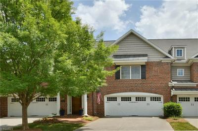 Winston Salem Condo/Townhouse For Sale: 3420 Meridian Way