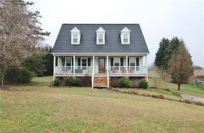 Kernersville Single Family Home Due Diligence Period: 9304 Deer Path Lane