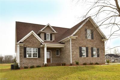 Mocksville Single Family Home For Sale: 111 Shiloh Court