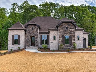 Single Family Home For Sale: 7602 Skippers Trace
