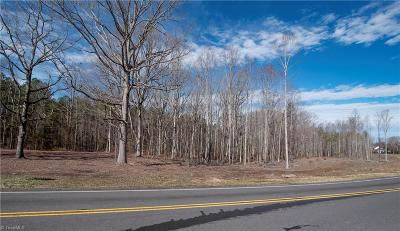 Davie County Residential Lots & Land For Sale: Nc Highway 801 S #Lot 4