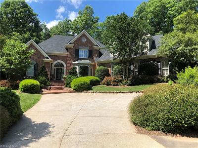 Winston Salem NC Single Family Home For Sale: $848,000