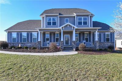 Browns Summit Single Family Home For Sale: 8415 Exmoor Trace