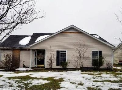 Greensboro Single Family Home For Sale: 4403 Pleasant Valley Road