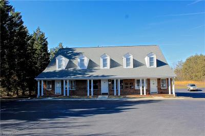 Kernersville Commercial For Sale: 860 A Salisbury Street