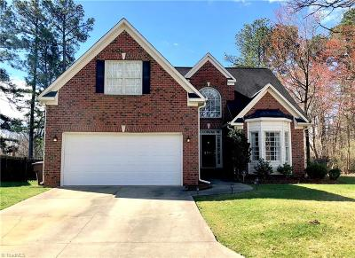 Greensboro Single Family Home For Sale: 2111 Abbott Drive