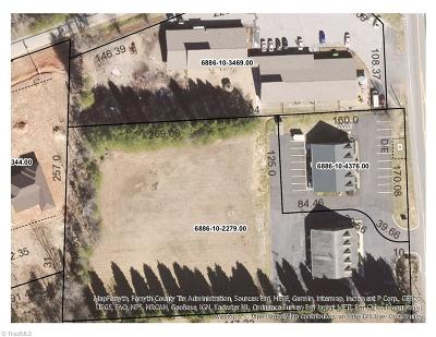 Kernersville Commercial For Sale: 860 Salisbury Street