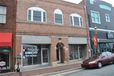 Winston Salem Commercial For Sale: 532 N Liberty Street