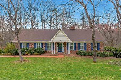 Winston Salem Single Family Home Due Diligence Period: 311 Staffordshire Road