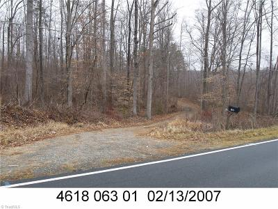 Pfafftown Residential Lots & Land For Sale: 5825 Robinhood Road