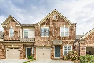 Alamance County Condo/Townhouse For Sale: 2874 Grove Park Drive