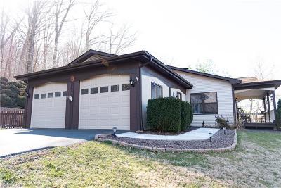 Ashe County Single Family Home For Sale: 116 Brandiwood Estate
