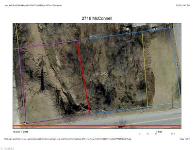 Greensboro Residential Lots & Land For Sale: 2719 McConnell Road