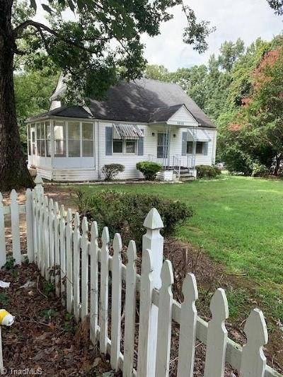 Greensboro Single Family Home For Sale: 3507 Yanceyville Street