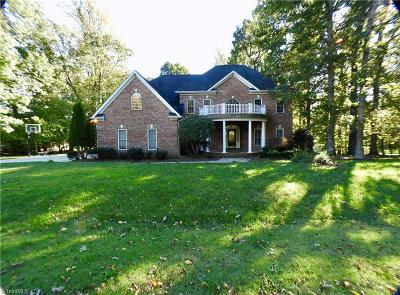 Rockingham County Single Family Home For Sale: 460 Mashie Drive