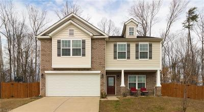 Kernersville Single Family Home For Sale: 4412 Abbey Park Road