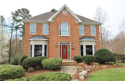 High Point Single Family Home Due Diligence Period: 1414 Wisteria Court