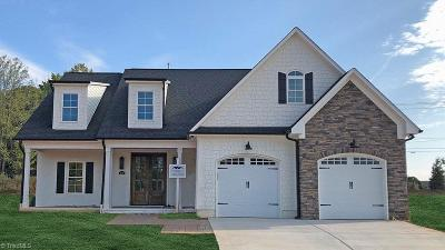 Winston Salem Single Family Home For Sale: Lot 27 Wisteria Drive