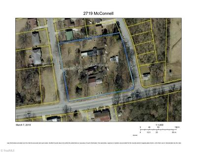 Greensboro Commercial For Sale: 2803 McConnell Road