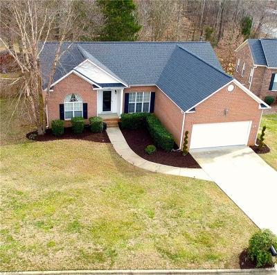 High Point Single Family Home Due Diligence Period: 3856 Tanyard Mill Court