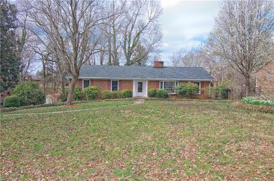 Clemmons Single Family Home For Sale: 228 Barons Road