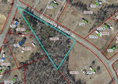 Alamance County Residential Lots & Land For Sale: Oak Grove Church Road