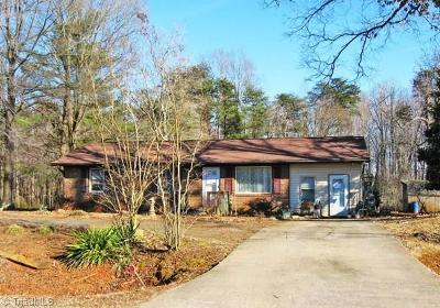 Stoneville Single Family Home For Sale: 231 Young Road