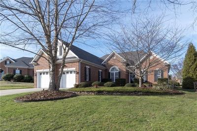 Kernersville Single Family Home For Sale: 1209 Davenport Court