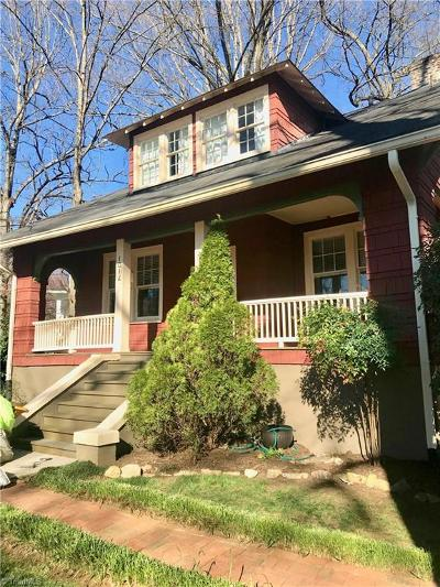 Single Family Home For Sale: 1016 West End Boulevard