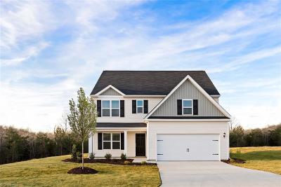 Burlington Single Family Home For Sale: 307 Iron Horse Lane