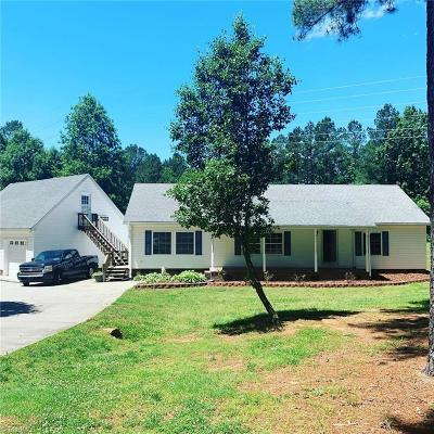 Denton NC Single Family Home For Sale: $199,900