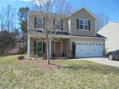 Winston Salem Single Family Home For Sale: 2760 Timber Cove Lane