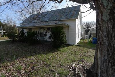 Mocksville Single Family Home For Sale: 176 Pine Street