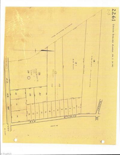 Winston Salem Residential Lots & Land For Sale: 4530 Myrtle Avenue