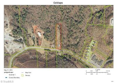 North Wilkesboro NC Residential Lots & Land For Sale: $45,000