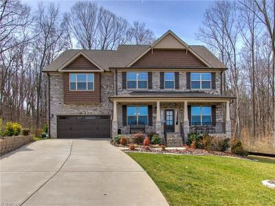Greensboro Single Family Home For Sale: 5901 Bedstone Drive