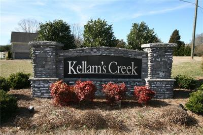 Greensboro Residential Lots & Land For Sale: 124 Kellams Creek Court